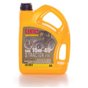 Lubricants for Agricultural Machinery