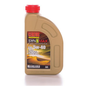 Synthetic Vehicle Lubricants